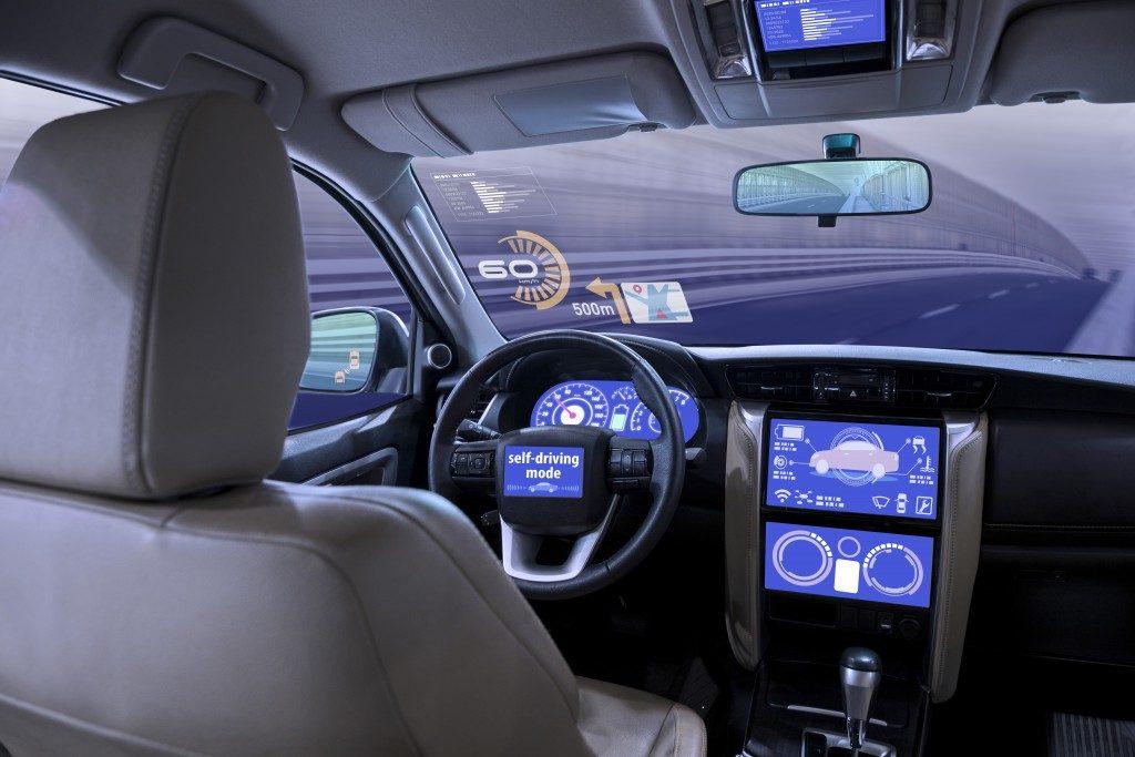 modern automated car