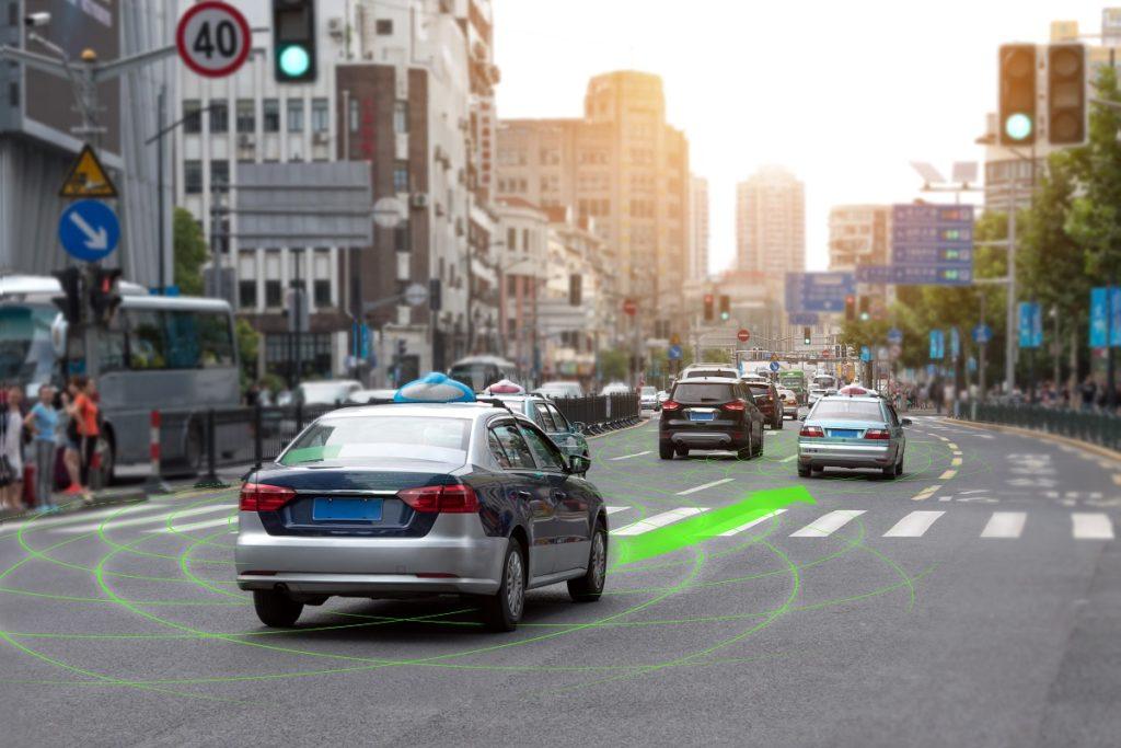 car automation concept