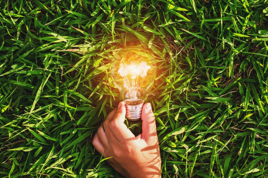 sustainability idea