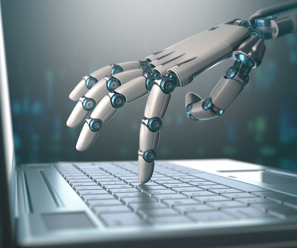Robotic hand,
